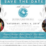 2019 Silver & Turquoise Ball