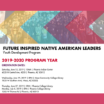Summer Academy - Future Inspired Native American Leaders!