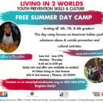 Living In 2 Worlds FREE Summer Day Camp