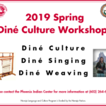 Summer 2019 Diné Culture Workshops