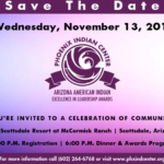 Arizona American Indian Excellence in Leadership Awards