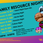 Family Resource Night: Movie Night