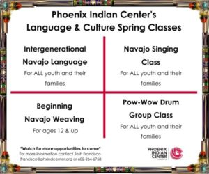 Session 1: Beginning Navajo Weaving @ Phoenix Indian Center