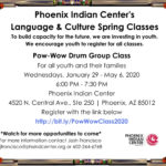 Powwow Drum Group Class