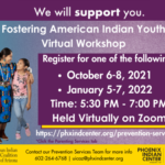 Fostering American Indian Youth Virtual Workshop